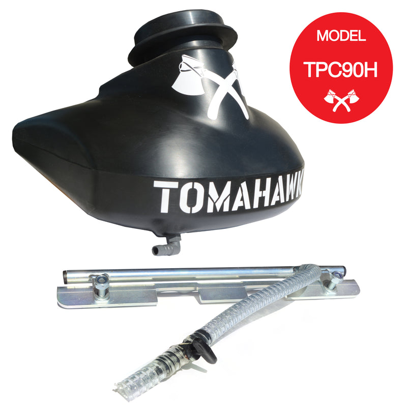 Water Tank and System for TPC90H Plate Compactor - Tomahawk Power