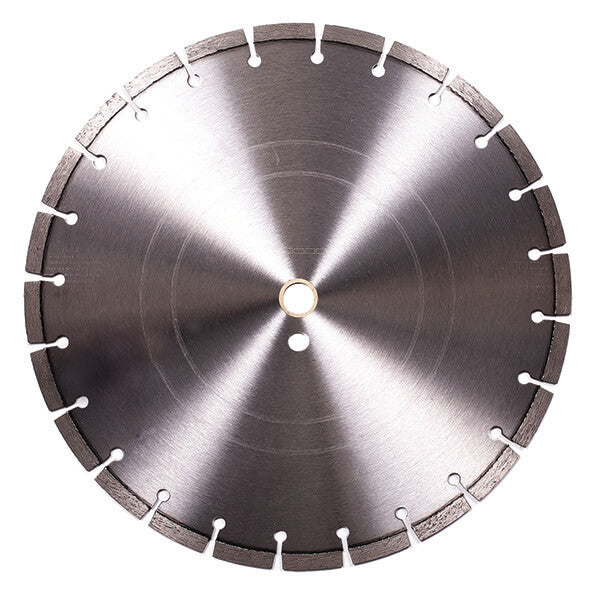 "14"" XP Diamond Premium Hard Concrete Diamond Blade Dry Cut Saw Blade - Tomahawk Power"
