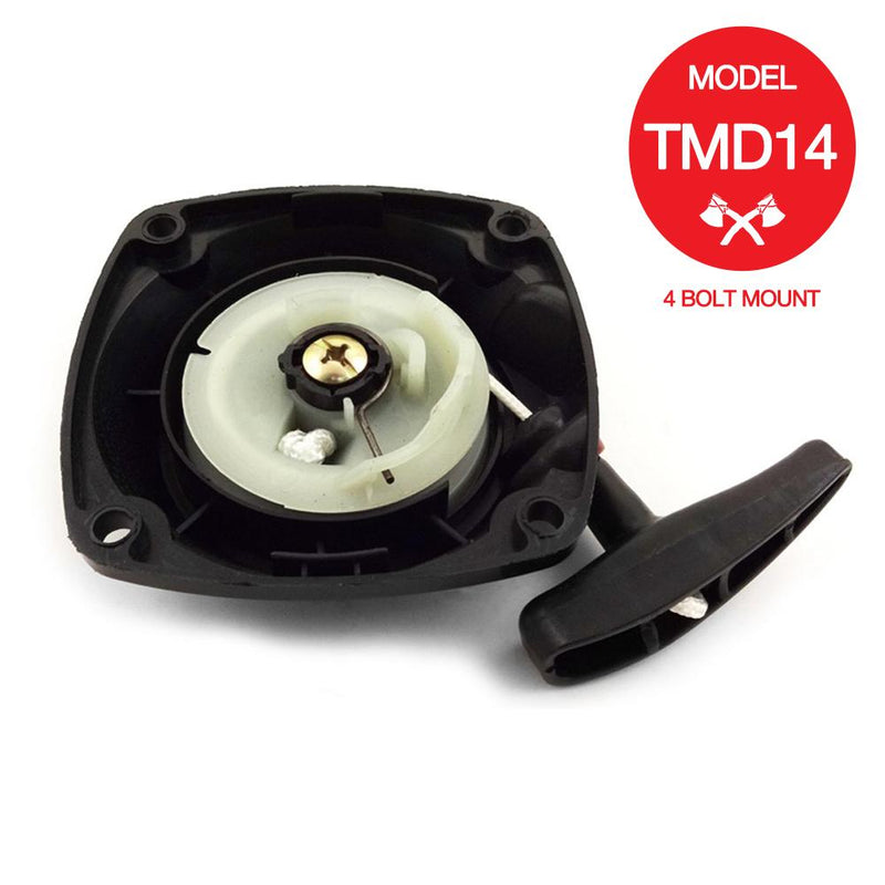 Recoil Starter for TMD14 Backpack Sprayer (4 Bolt Mount)