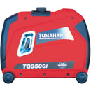 3500 Watt Gas Inverter Generator - Tomahawk Power