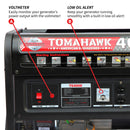 4000 Watt Gas Powered Portable Generator - Tomahawk Power