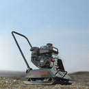 DEMO 6 HP Kohler Vibratory Plate Compactor Tamper for Soil Compaction - Tomahawk Power