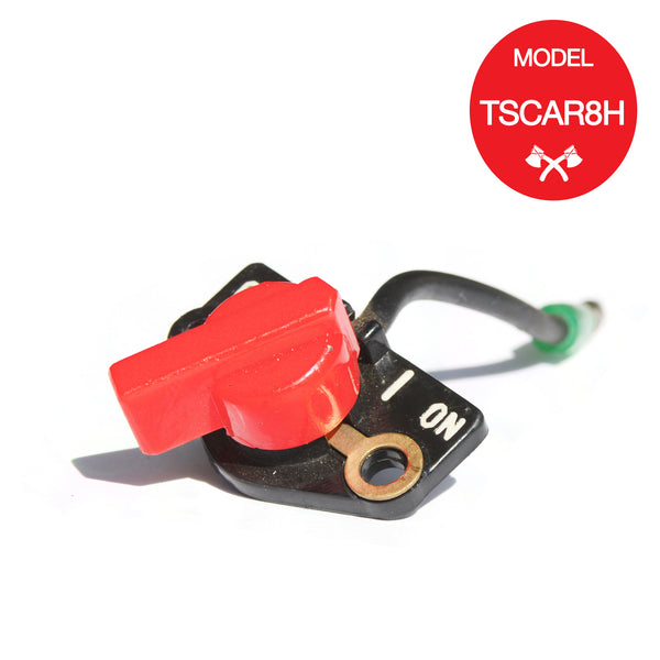 Engine Switch for TSCAR8H Concrete Scarifier - Tomahawk Power
