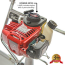 10ft Pro Blade 1.8 HP Vibratory Screed Power Unit with Honda Engine - Tomahawk Power