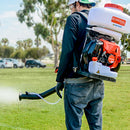 3HP Backpack Fogger Duster Leaf Blower 3-in-1 Sprayer for Disinfectants and Pesticide
