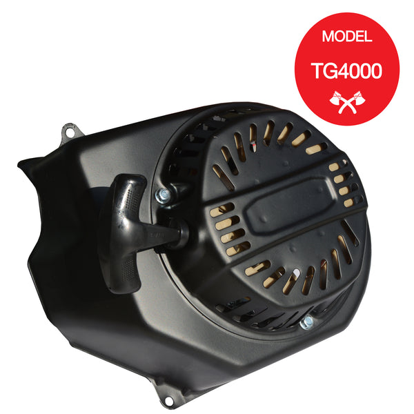 Recoil Starter for TG4000 Portable Generator