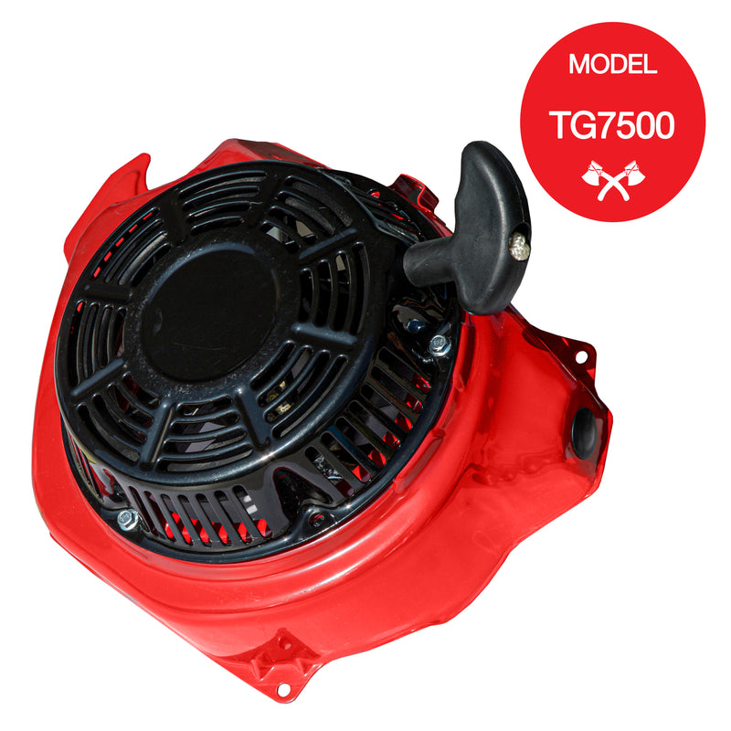 Recoil Starter for TG7500 Portable Generator