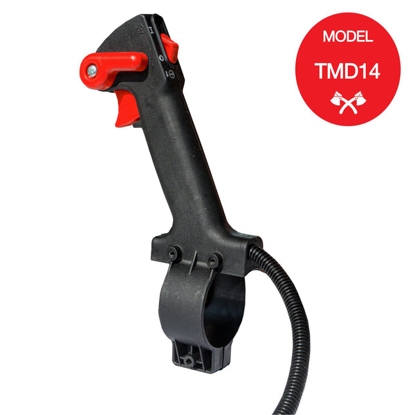 Throttle Control Assembly Handle for TMD14 Backpack Fogger