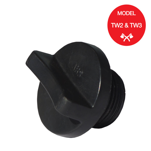 Filler Priming Cap for TW2 or TW3 Gas Water Pump (WP80 ·10·2001)