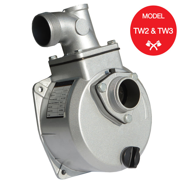 Volute for TW2 or TW3 Gas Water Pump