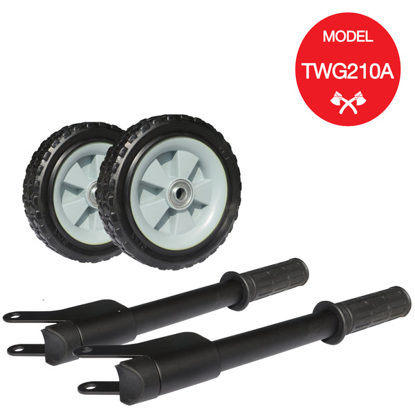 Wheel Kit for TWG210A Welder Generator