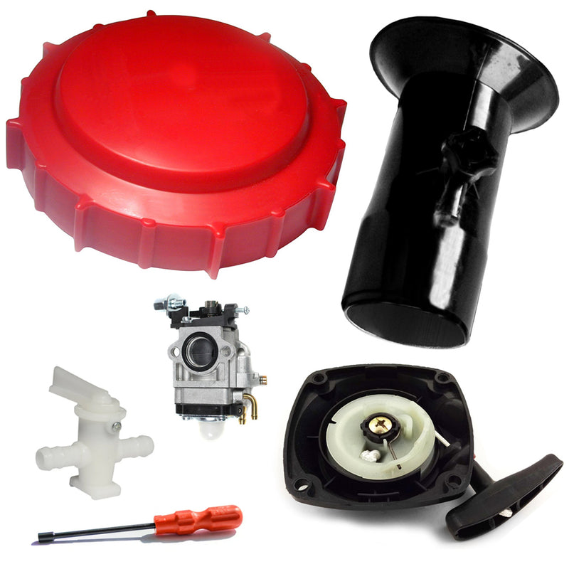 Service and Maintenance Kit for TMD14 Backpack Fogger Leaf Blower to Repair Rebuild
