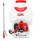 5 Gallon Gas Power Backpack Sprayer with Twin Tip Nozzle for Pesticides