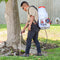 Irrigation Rod with 5 Gallon Gas Backpack Sprayer 450 PSI Pump Tree Root Protection