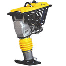 3.6HP Honda Vibratory Rammer Jumping Jack Tamper with Honda GXR120 Engine Impact Force 3,550 lbs/ft