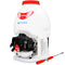 5 Gallon Backpack Sprayer with Fogging Attachment 435 PSI Pump for Pest Control