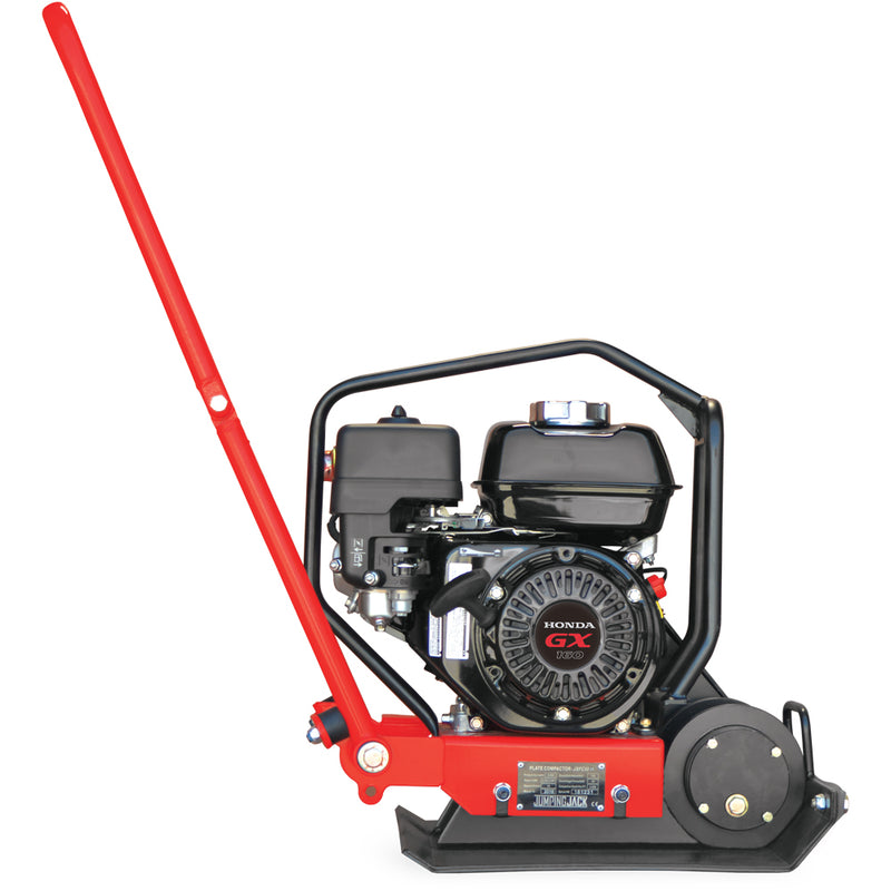 5.5 HP Honda Vibratory Plate Compactor for Soil Compaction Tamper 3 Year Warranty