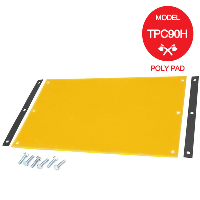 Poly Pad for TPC90H Plate Compactor Brick Paver Compaction
