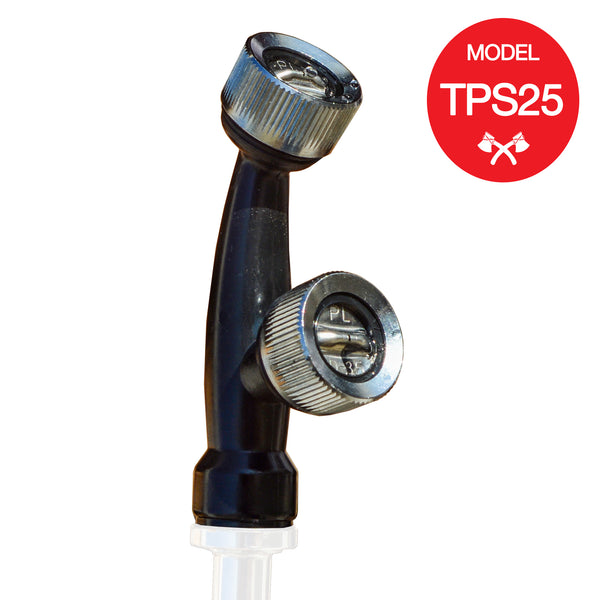 Twin Tip Nozzle for TPS25 Backpack Sprayer
