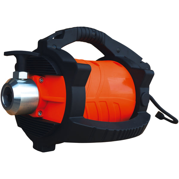 Concrete Vibrator Electric Hand Held Backpack 14000 VPM Power Cement Finishing