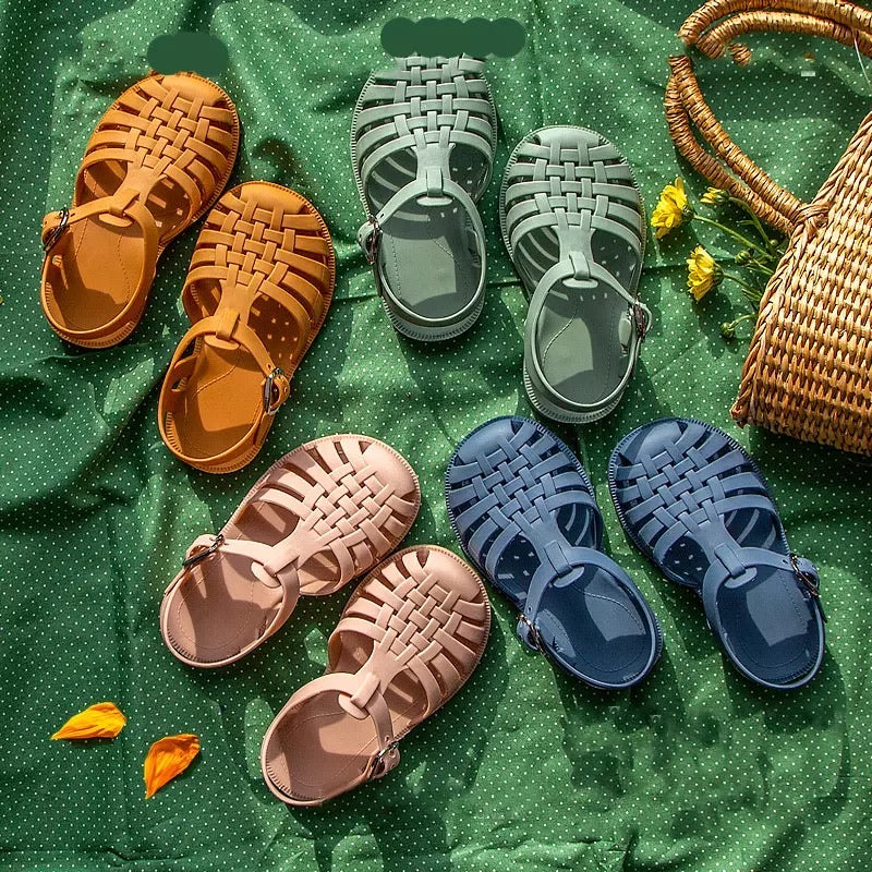 Gigi&toops Jelly Sandals