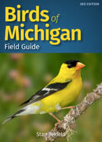 Birds of Michigan Field Guide, 3rd Edition