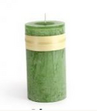 High quality pillar candles