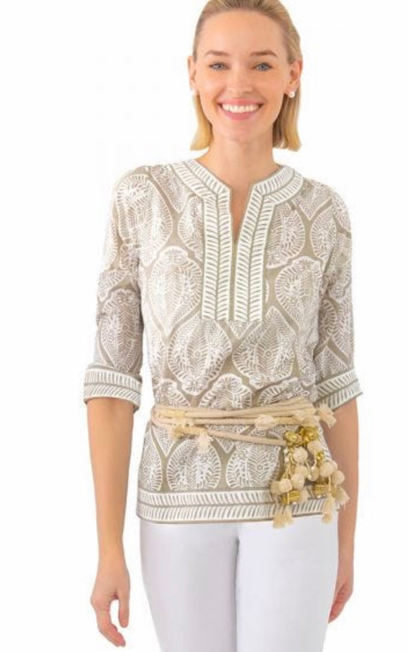 Indian Summer Cotton Tunic