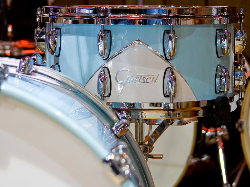 Gretsch Renown 57 Motor City Blue Drum Kit