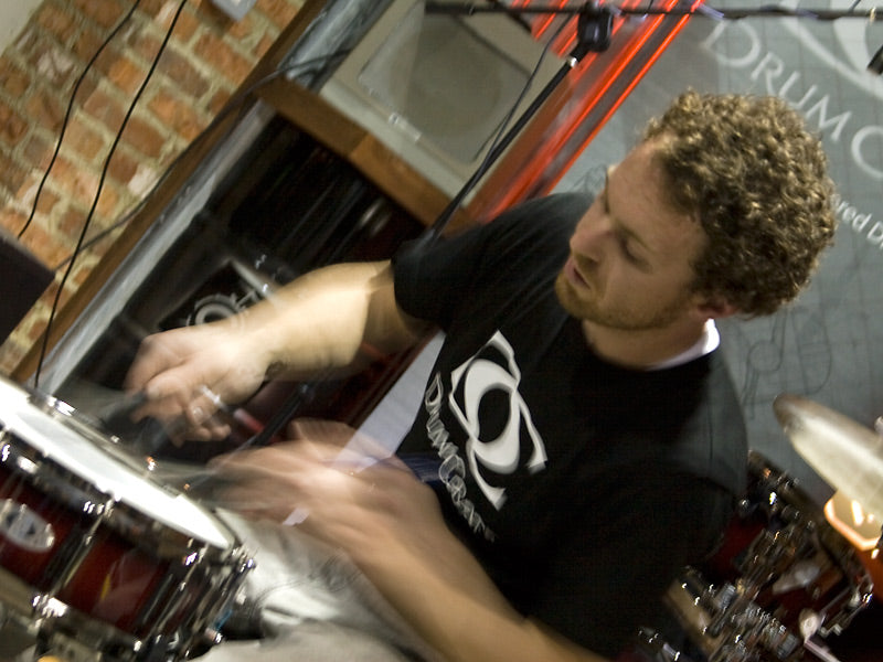 Scott Pellegrom Drum Clinic 2011