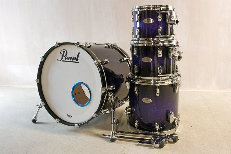 Second hand Pearl Reference drum kit at Drum Shop UK