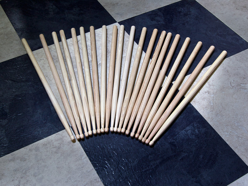 10 pairs of budget sticks at the drumshop uk