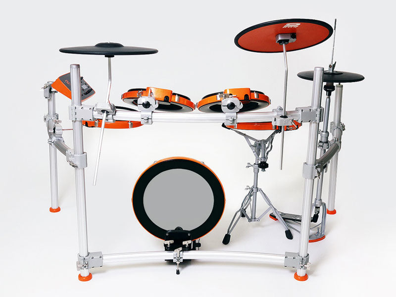 The Cool Orange Drum Kit from 2Box