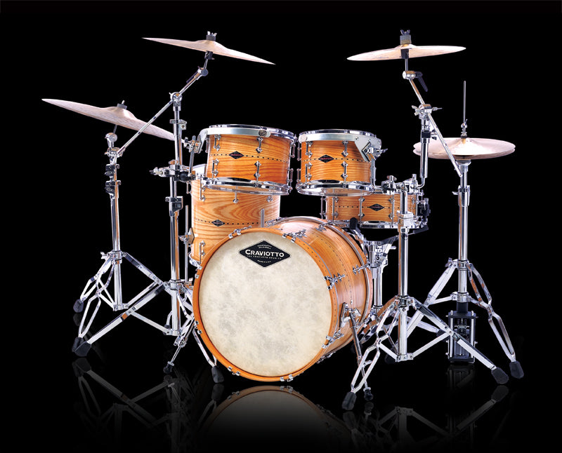 Craviotto drum kit Drumshop UK