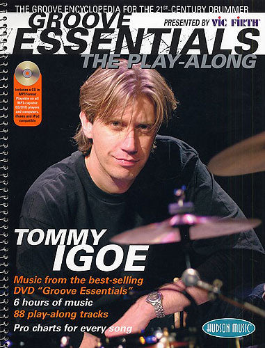 Groove Essentials Tommy Igoe drumming book