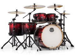 New Mapex Armory Magma Red drum kit Drumshop UK