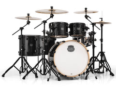 New Mapex Armory Transparent Black drum kit Drumshop UK