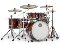 New Mapex Armory Transparent Walnut drum kit Drumshop UK