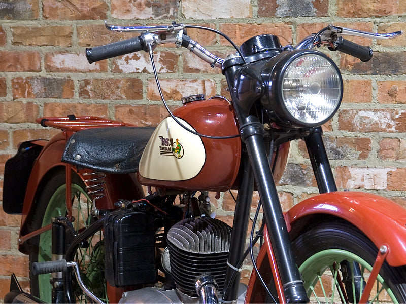 Drum Shop UK BSA Bantam 125cc