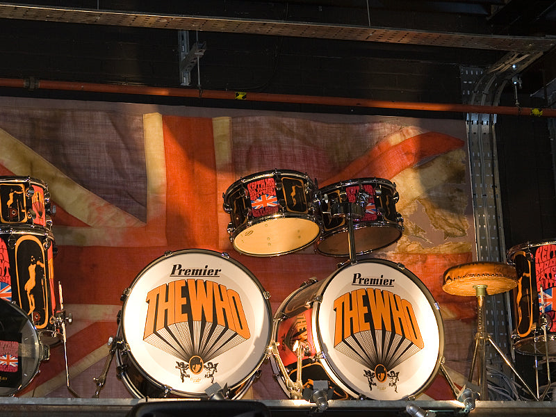 Premier The Who drum kit