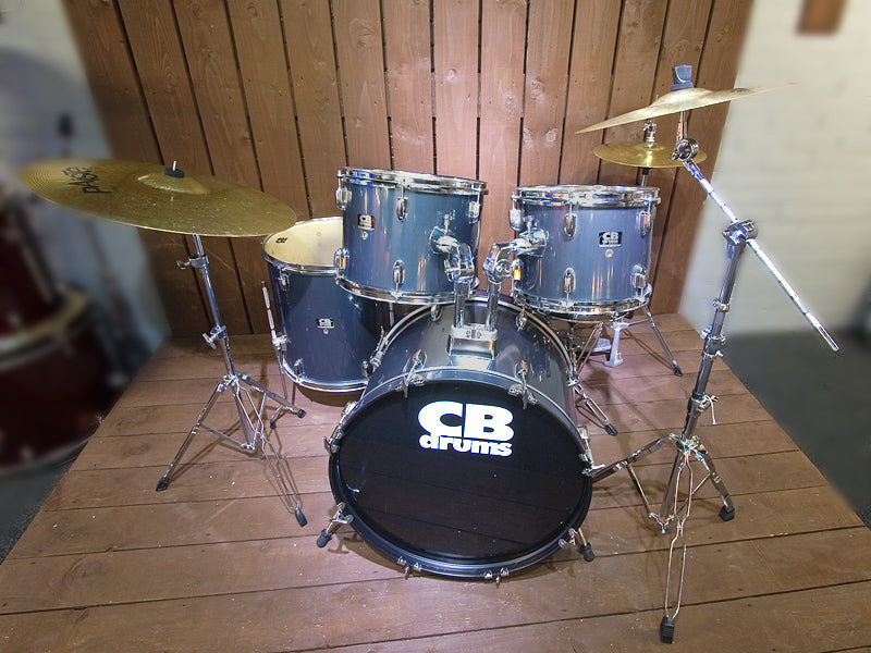 CB Beginner Drum Kit with Paiste 101 Cymbals
