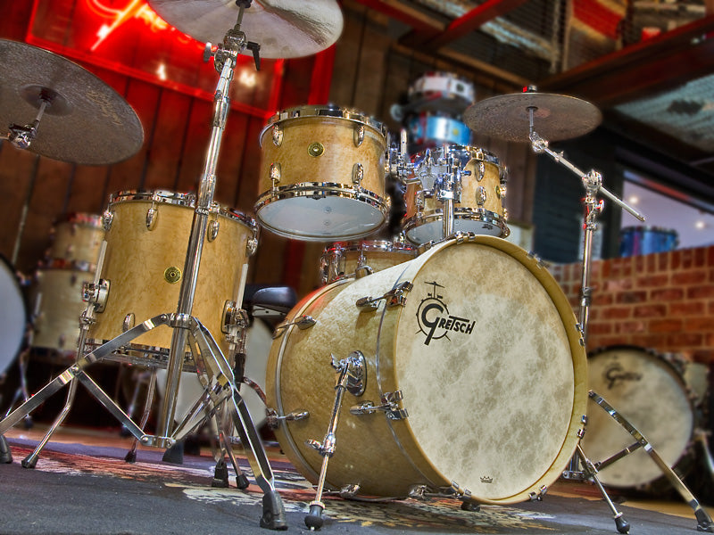Gretsch drum kits at Drumshop UK