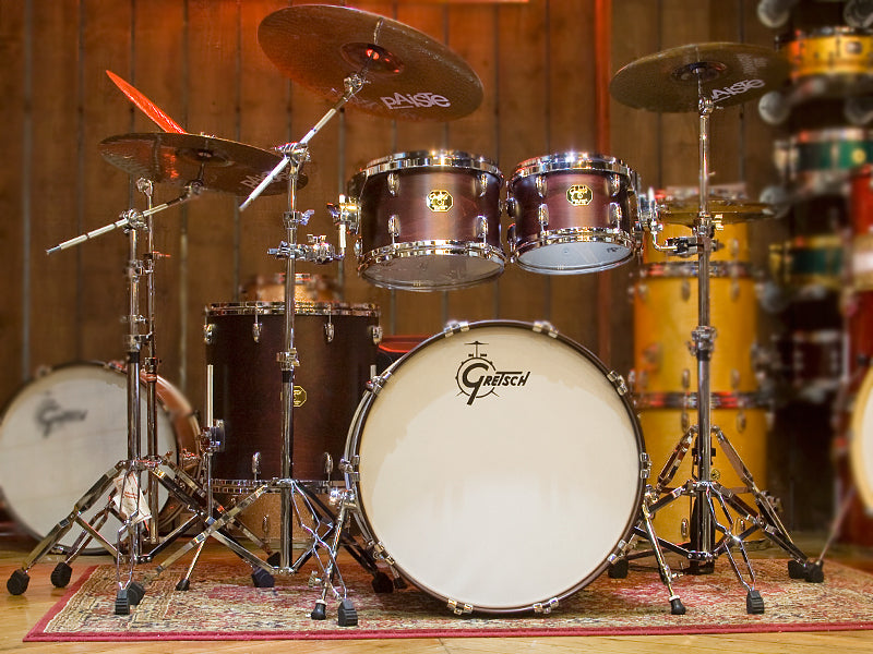 Gretsch USA Custom at the drumshop uk
