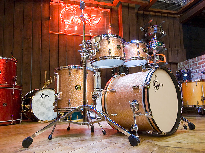 Gretsch USA Custom Drum Kit at Drumshop UK