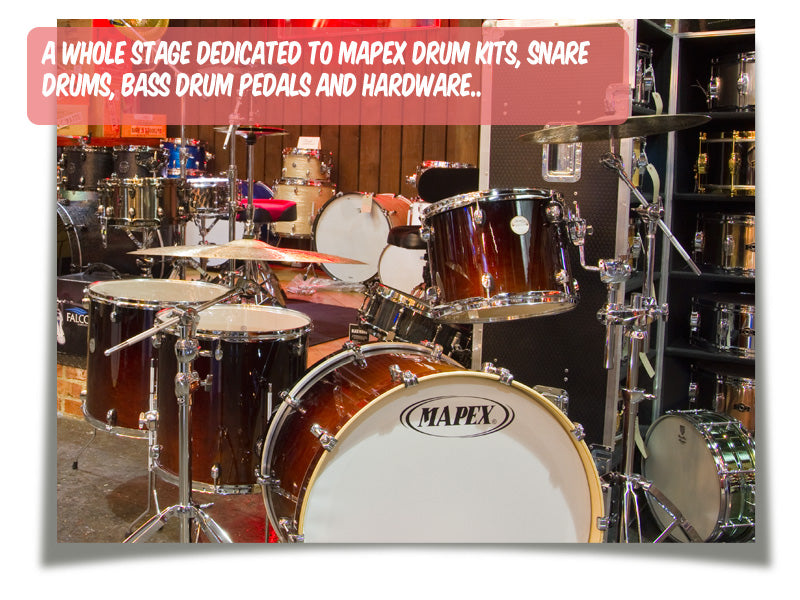mapex drum day drumshop uk