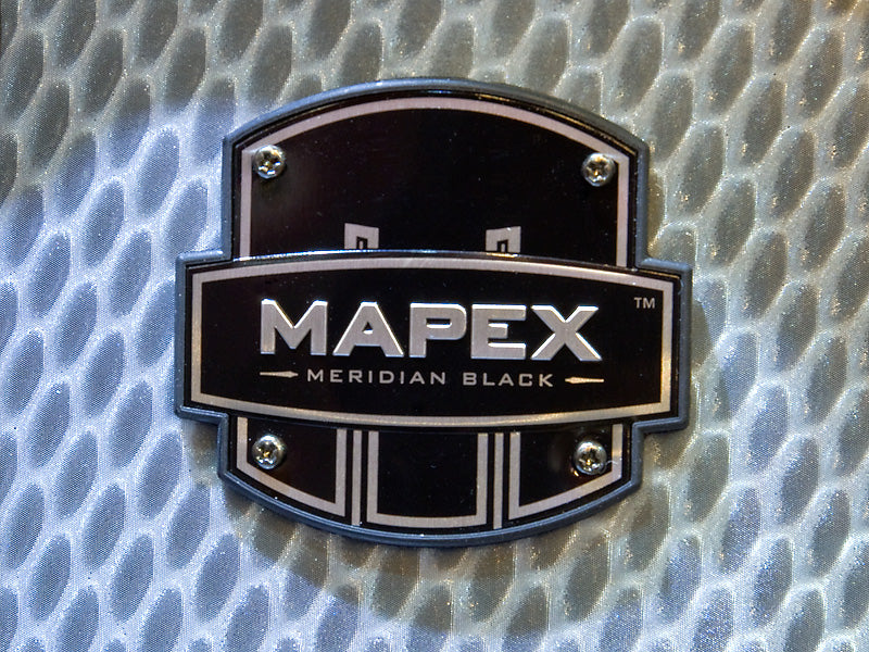 Mapex Meridian Black Viper Badge