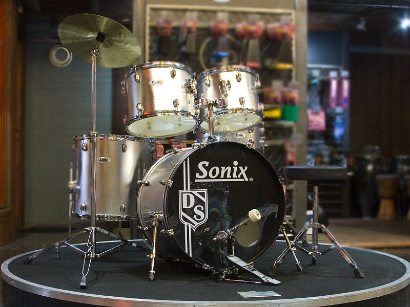 Sonix Entry Level Drum Kit at the drumshop