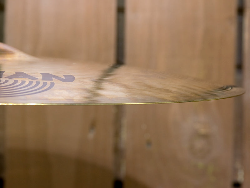 pre loved cymbals at the drumshop uk