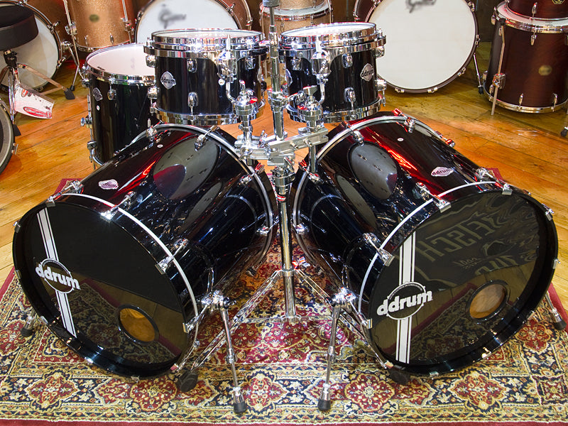 Ddrum Double Bass Drum Kit