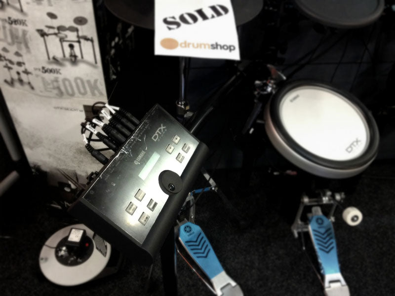 DTX drum kit sold! Drumshop UK
